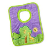 Toddler Bib and Cloth, tree
